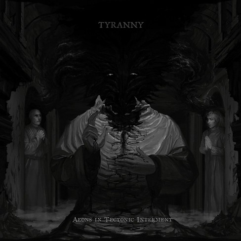 Tyranny - Aeons in tectonic interment (CD) - image 1 of 1