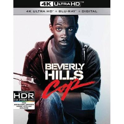 Beverly Hills Cop (4K/UHD)(2020)