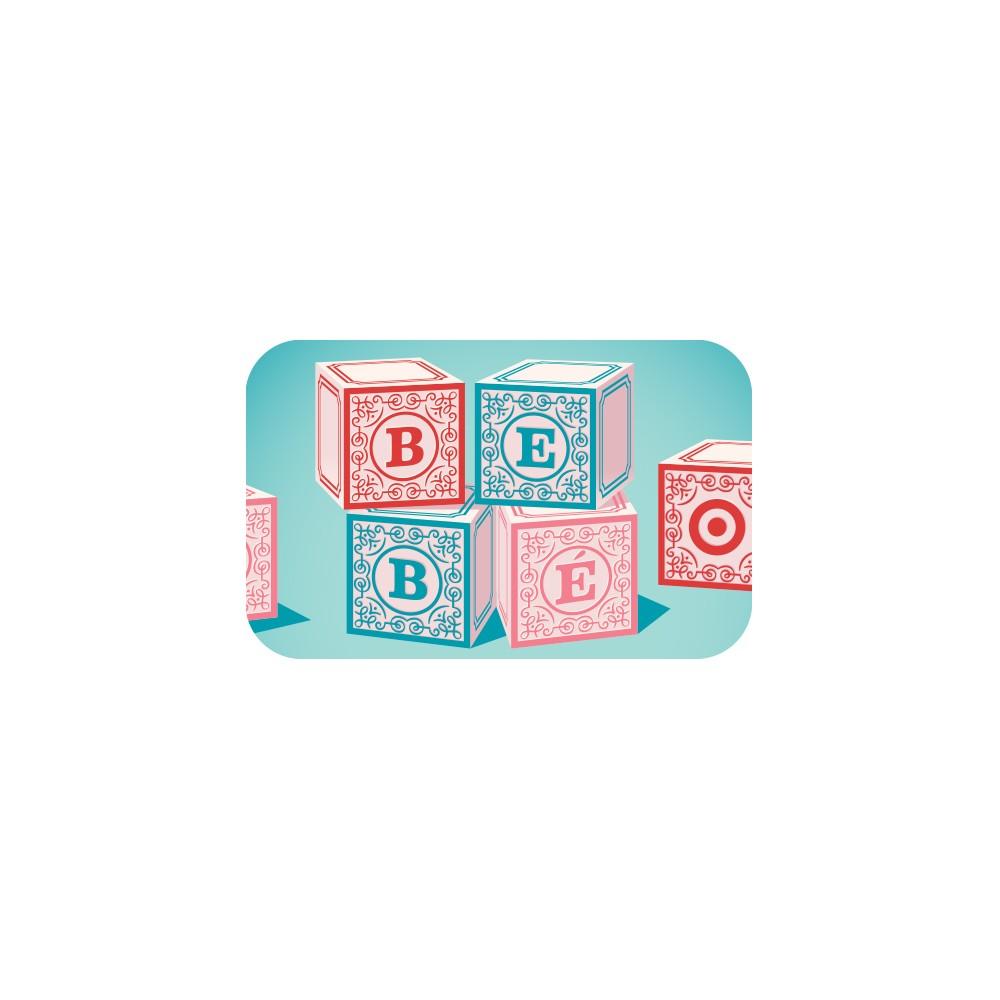 Bebe Blocks GiftCard $20, Target Giftcards
