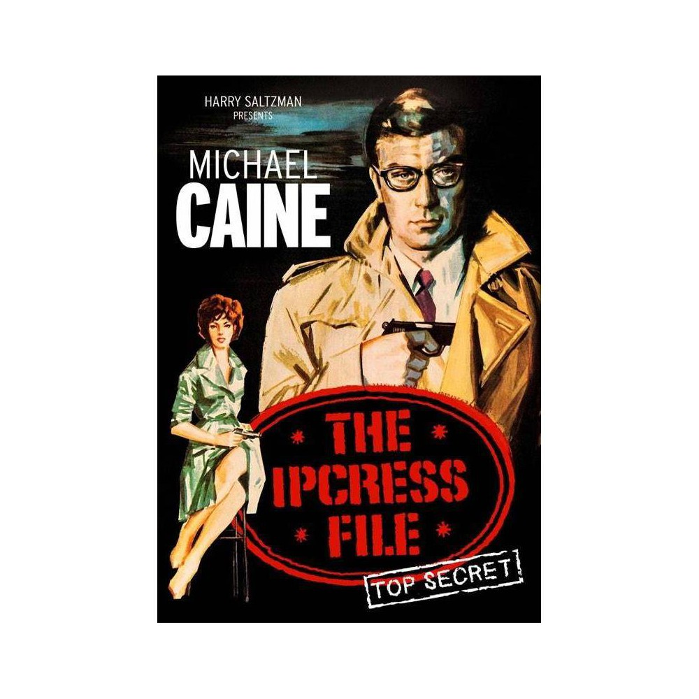 The Ipcress File Dvd 2020