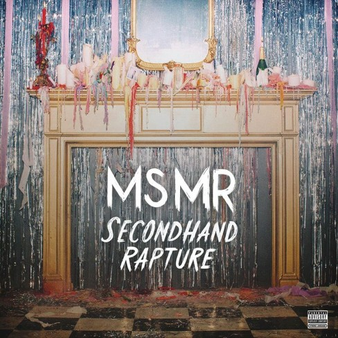 Ms mr - Secondhand rapture (Vinyl) - image 1 of 1