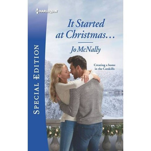 It Started at Christmas... - (Gallant Lake Stories, 2) by  Jo McNally (Paperback) - image 1 of 1