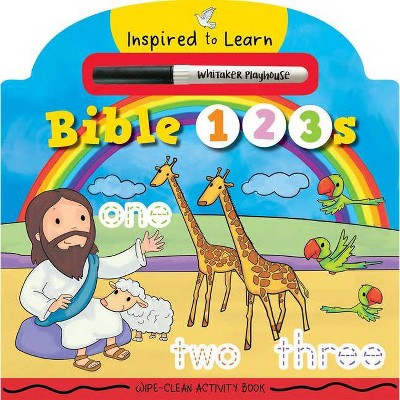 Bible 123's - (Inspired to Learn)(Board Book)