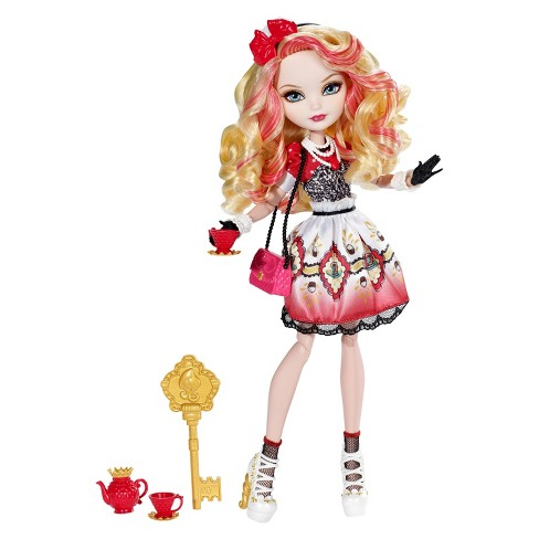 Ever After High Hat-Tastic Apple White Doll - image 1 of 6