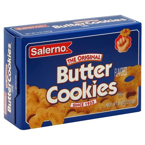 Salerno The Original Butter Cookies - 8 oz - image 1 of 1