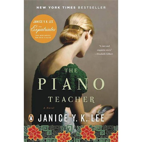 The Piano Teacher (Paperback) by Janice Y. K. Lee - image 1 of 1