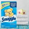 Snuggle Blue Sparkle Fresh Scent Dryer Sheets - image 3 of 4