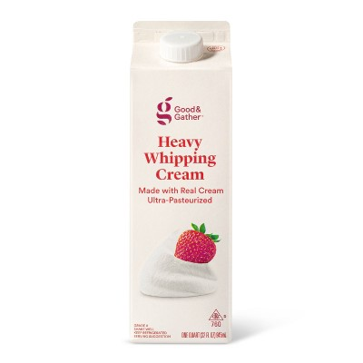 Heavy Whipping Cream - 1qt - Good & Gather™