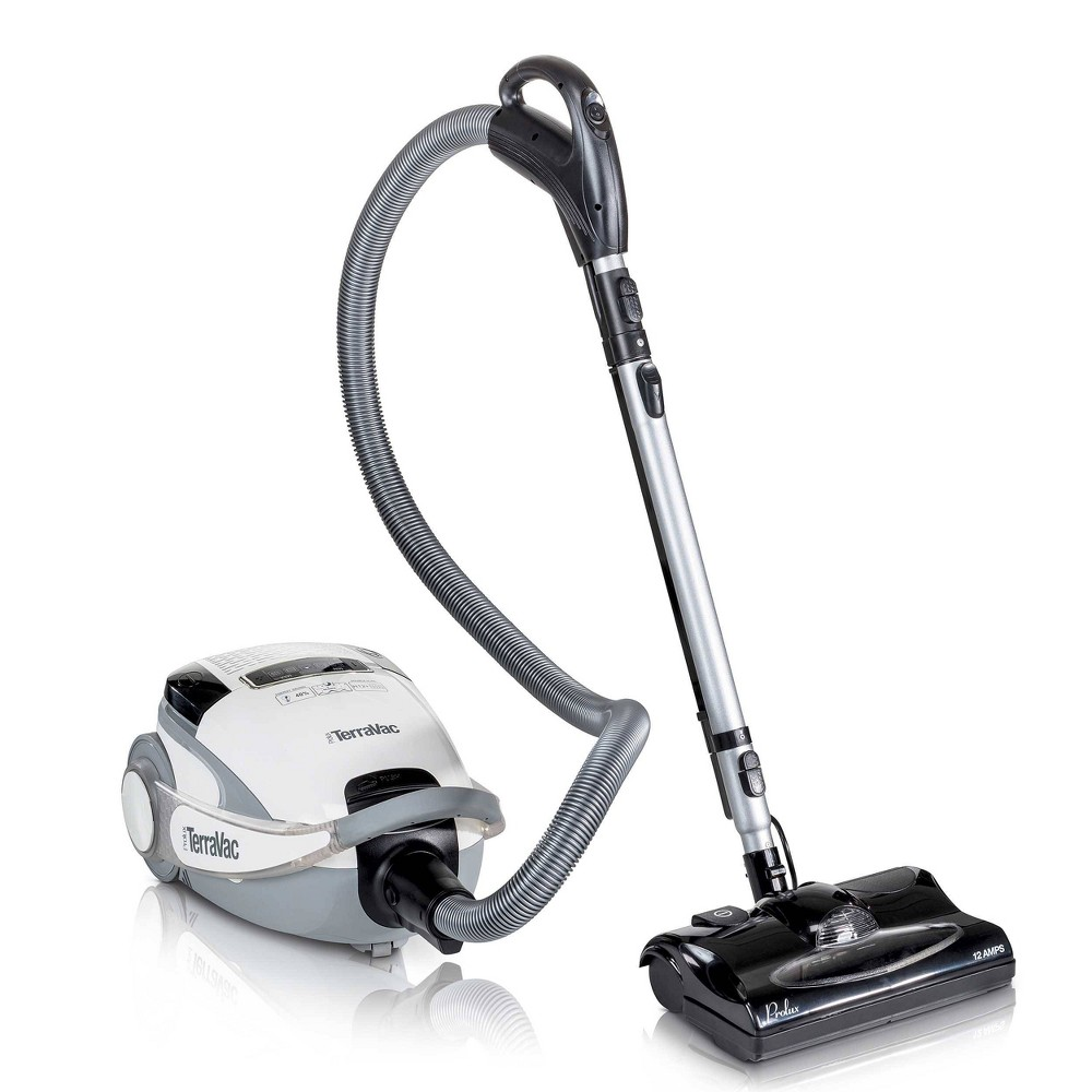 Image of Prolux TerraVac 5-Speed Canister Vacuum Cleaner with HEPA Filter