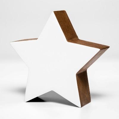 Decorative Figurine Star - White - Threshold™