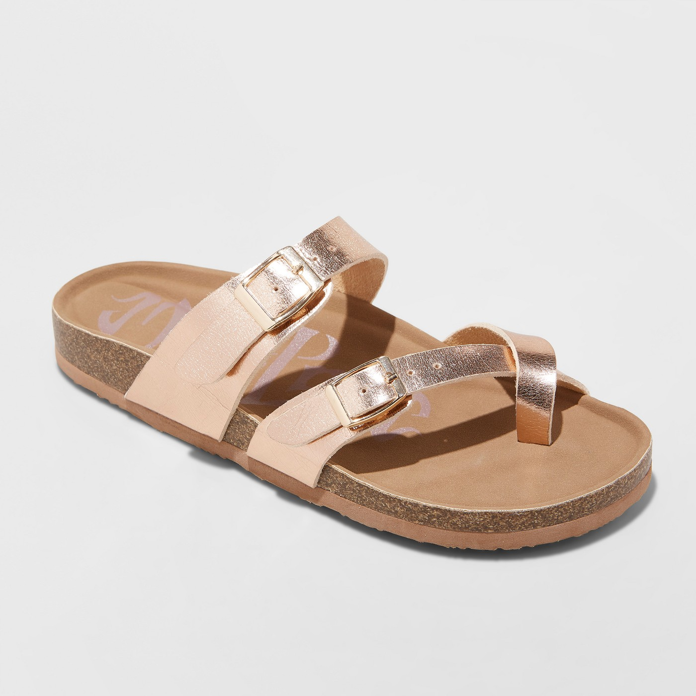 Women's Mad Love Prudence Footbed Sandal - image 1 of 3