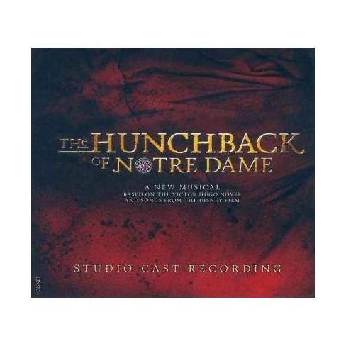 Alan Menken - The Hunchback Of Notre Dame (CD) - image 1 of 1
