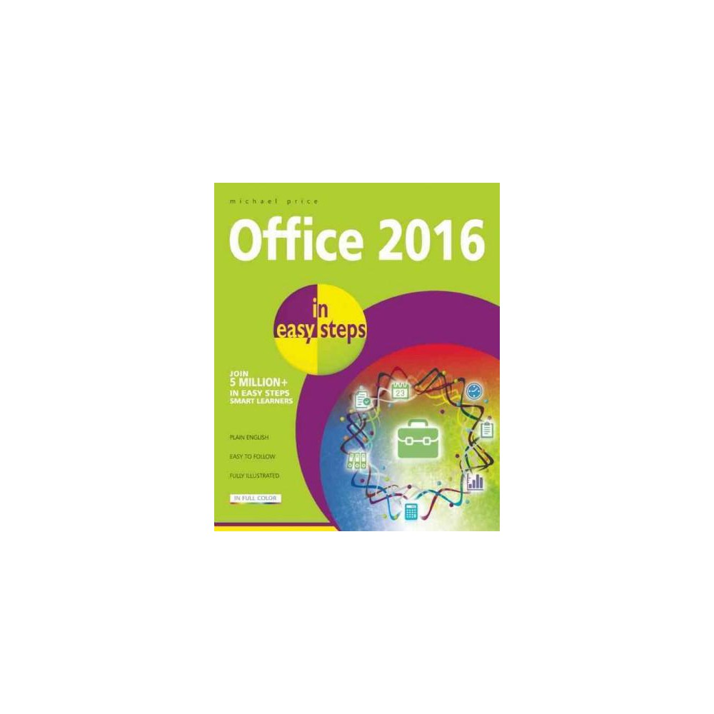 Office 2016 in Easy Steps (Paperback) (Michael Price)