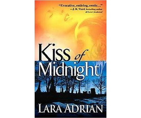 Kiss of Midnight (Paperback) (Lara Adrian) - image 1 of 1