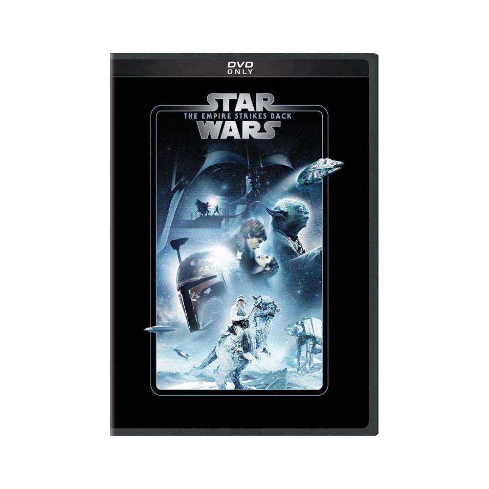 Star Wars The Empire Strikes Back Dvd