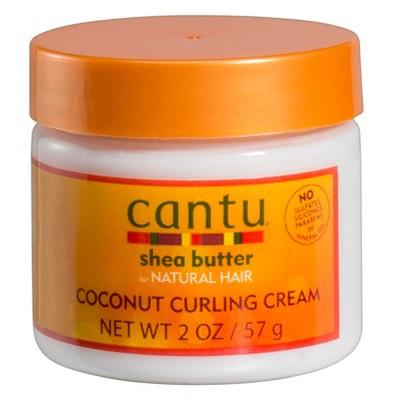 Cantu Coconut Curling Cream - 2oz