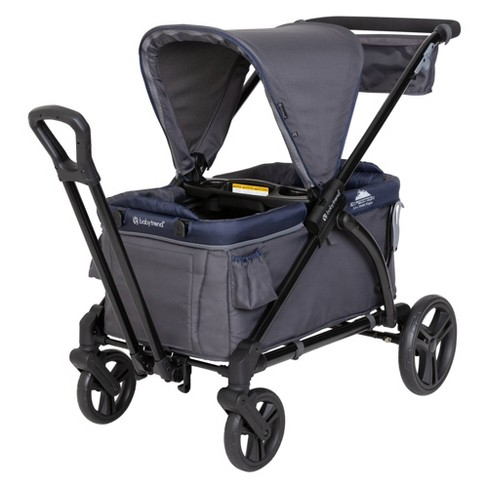 Baby Trend Expedition 2-in-1 Stroller Wagon - image 1 of 4