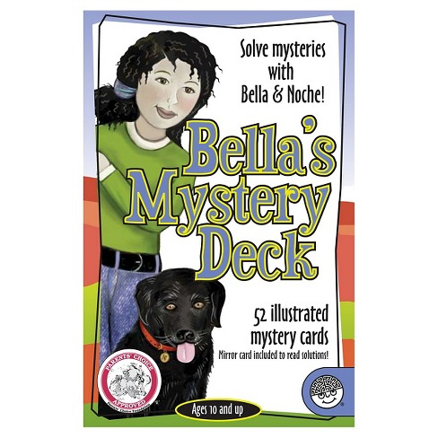 Bella's Mystery Deck Card Game - image 1 of 3
