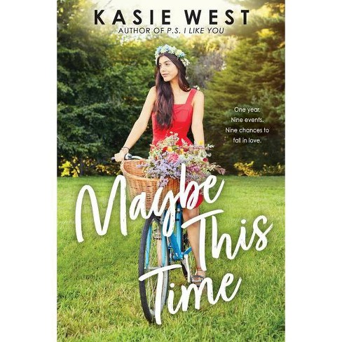 Maybe This Time (Point Paperbacks) - by  Kasie West - image 1 of 1