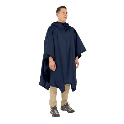 Outdoor Products Multi-Purpose Poncho - Blue