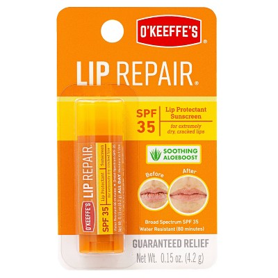 O'Keeffe's Lip Repair with SPF 35 Stick - 0.15oz