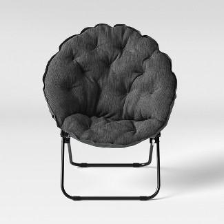 Dish Chair Gray - Room Essentials™