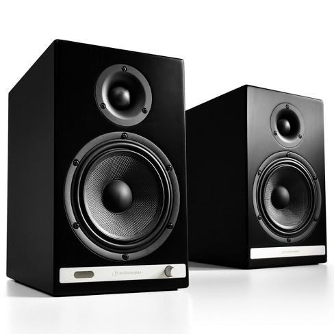 Audioengine HD6 Premium Powered Wireless Bookshelf Speakers - Pair - image 1 of 3