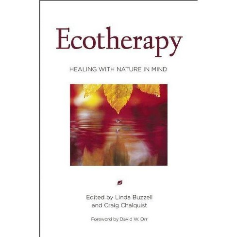 Ecotherapy - (Paperback) - image 1 of 1