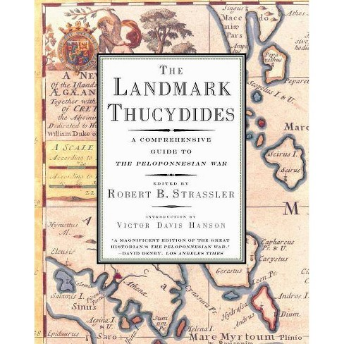 The Landmark Thucydides - (Paperback) - image 1 of 1