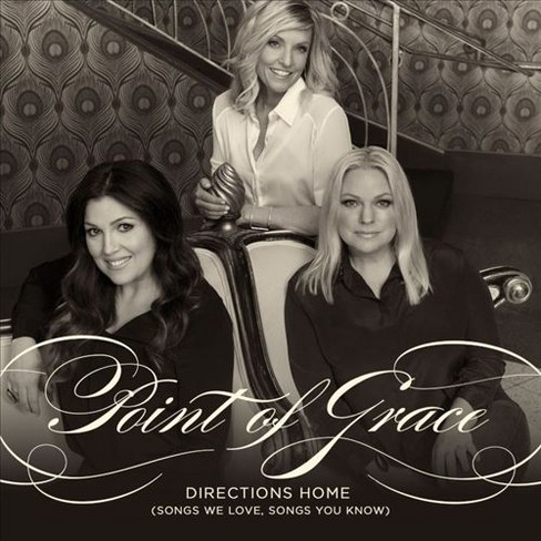 Point of grace - Directions home (Songs we love songs (CD) - image 1 of 1