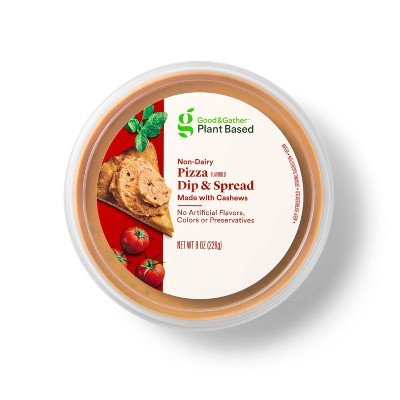 Pizza Flavored Plant Based Dip + Spread - 8oz - Good & Gather™
