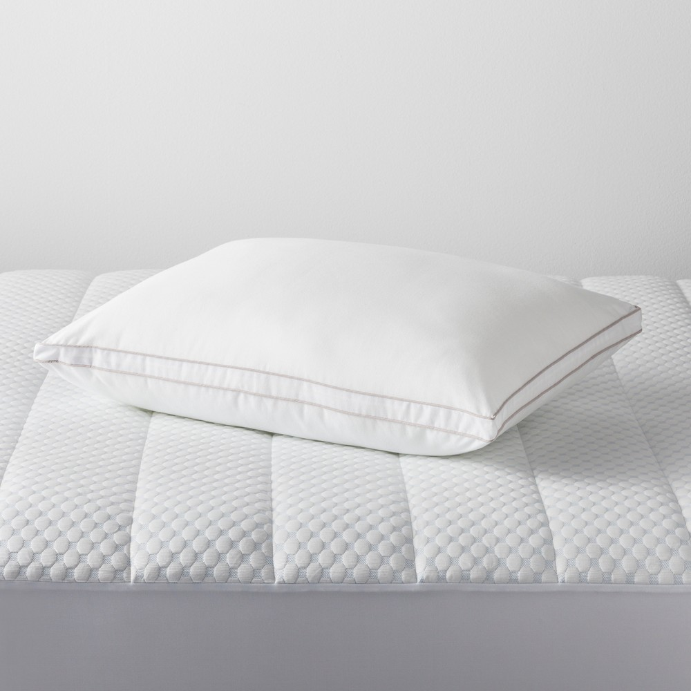 Firm Density Pillow (Standard/Queen) White - Made By Design