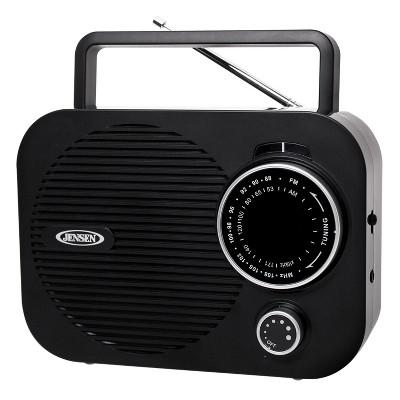 JENSEN AM/FM Portable Radio (MR-550)