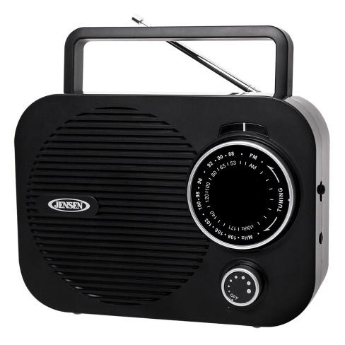 JENSEN AM/FM Portable Radio (MR-550) - image 1 of 4