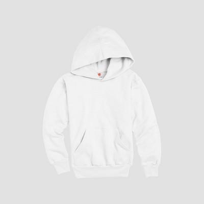 Hanes Kids' Comfort Blend Eco Smart Hooded Sweatshirt