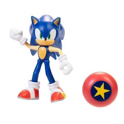 Sonic The Hedgehog 4 Modern Sonic With Star Spring Wave 1 Target