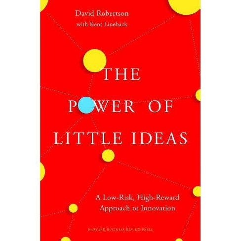 The Power of Little Ideas - by  David Robertson (Hardcover) - image 1 of 1