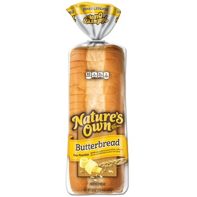 Nature's Own Butter Bread - 20oz