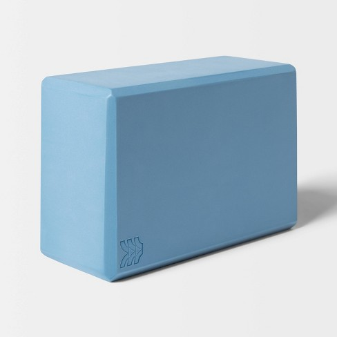 Yoga Block Sky Blue - All in Motion™ - image 1 of 3