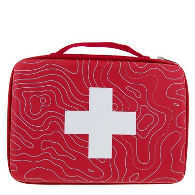 Band-Aid Brand Build Your Own First Aid Kit Bag