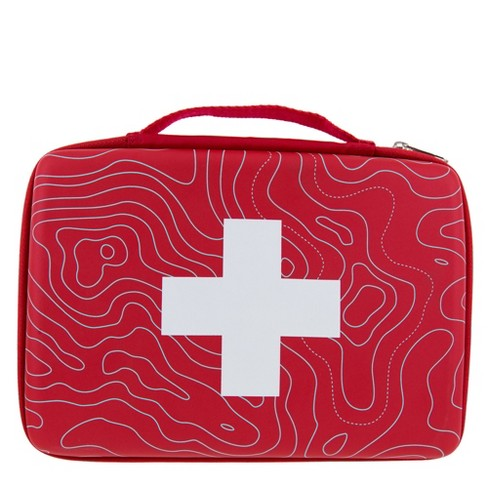 Band Aid Brand Build Your Own First Aid Kit Bag Target