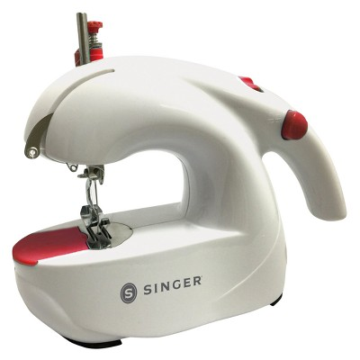 Singer Handheld Sewing Machine - White