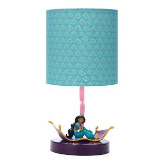 Aladdin Jasmine Table Lamp Blue Lamp Only