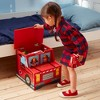 Little Firefighter Fantasy Fields Step Stool - Teamson Kids - image 3 of 4