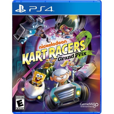Nickelodeon Kart Racers 2: Grand Prix - PlayStation 4