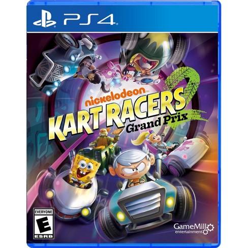 Nickelodeon Kart Racers 2: Grand Prix - PlayStation 4 - image 1 of 2