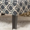 Set of 2 Kassi Accent Chair - Christopher Knight Home - image 3 of 4