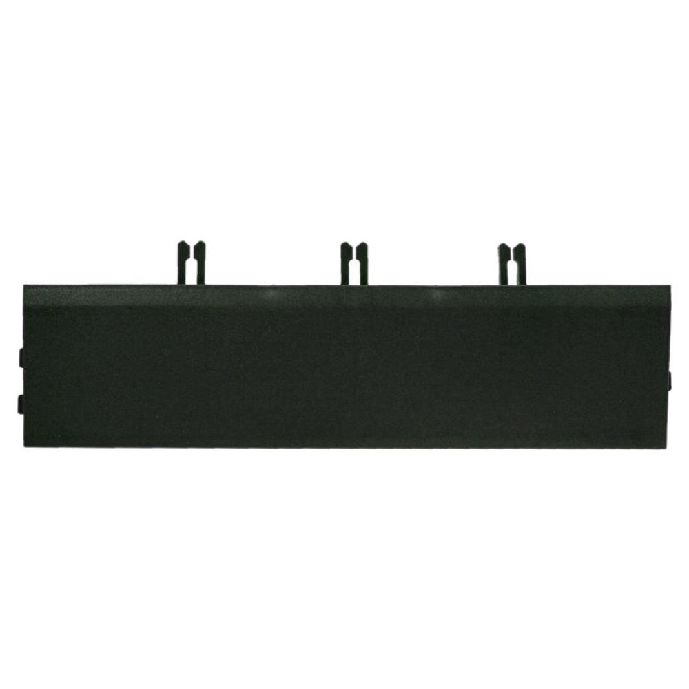 "Image of ""12"""" Armadillo Tile Bevels 4 Pack - Black"""