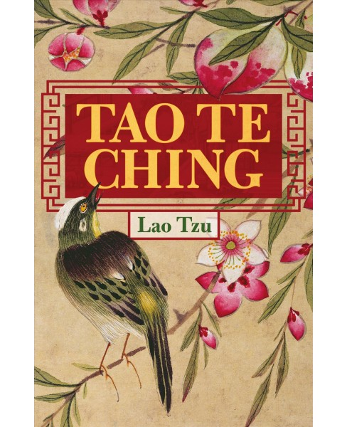 Tao Te Ching -  by Laozi (Hardcover) - image 1 of 1