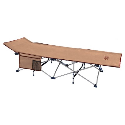 OSAGE RIVER Comfortable and Lightweight Standard Folding Camping Cot